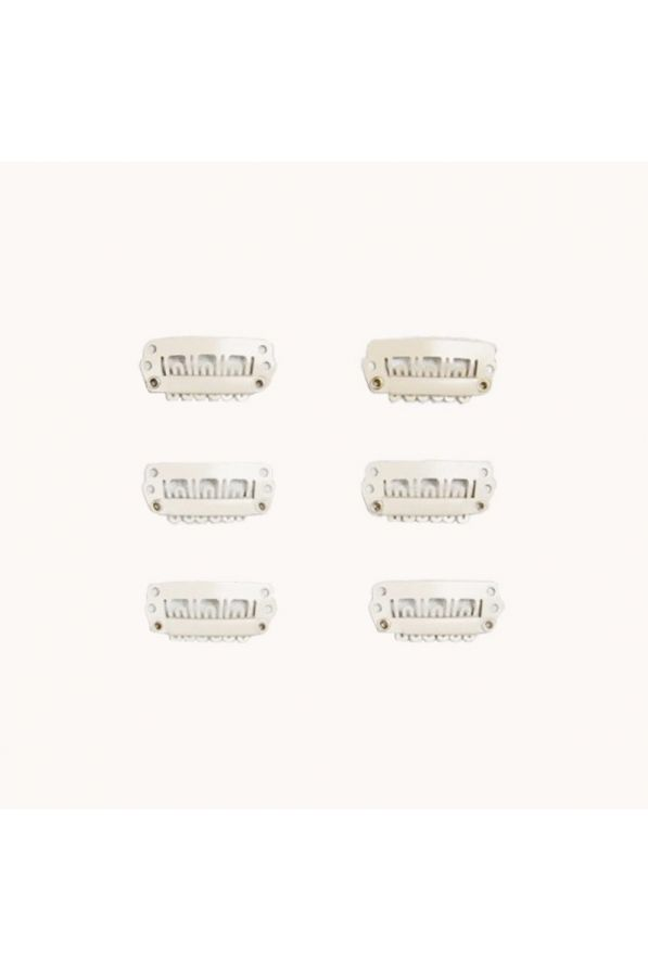 Hair Extension Gated Clips