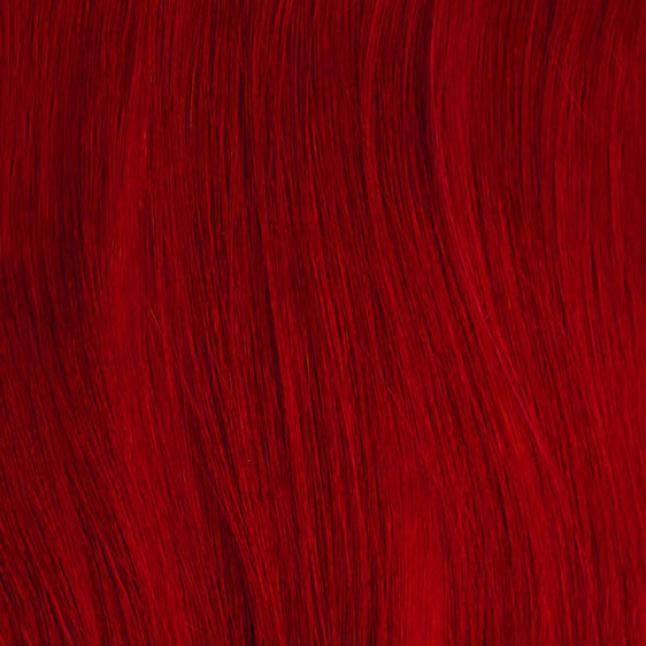 Vermillion Red Crazy Colour