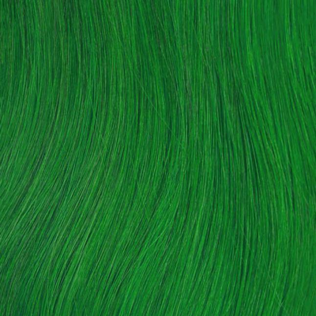 Emerald Green Crazy Colour