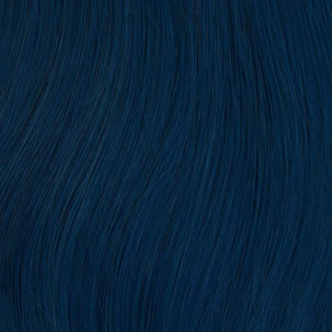 Peacock Blue Crazy Colour