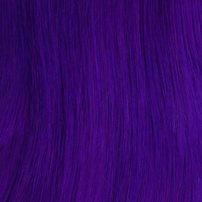 Hot Purple Crazy Colour
