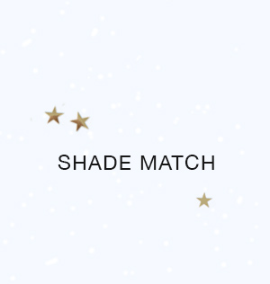 Get your Shade match on WhatsApp