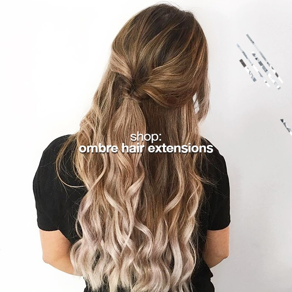 Hair extensions 100 remy human hair extensions milk blush uk pmusecretfo Image collections