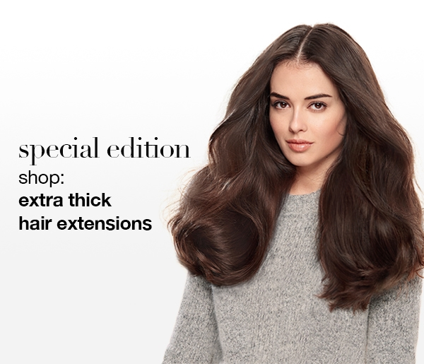 Hair extensions 100 remy human hair extensions milk blush uk special edition extra thick quad weft hair extensions pmusecretfo Choice Image
