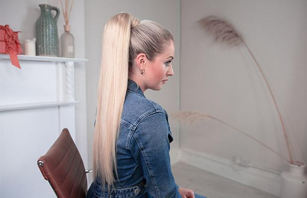 How-to Clip-in Ponytail Extensions