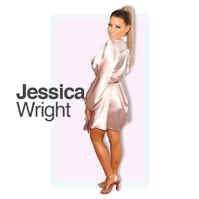 Jessica Wright Hair Extensions