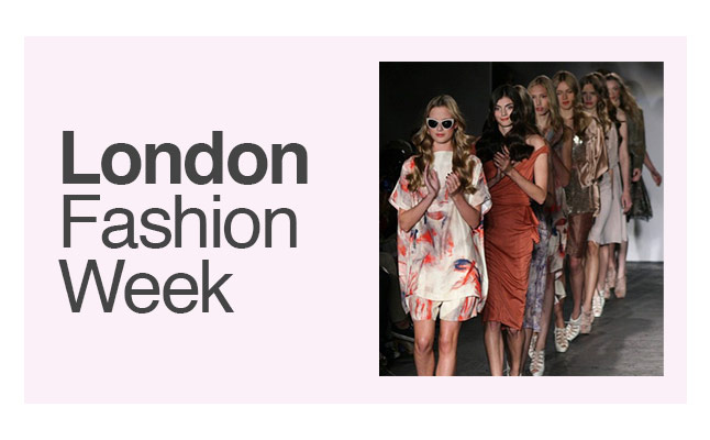 Milk and Blush at London Fashion Week