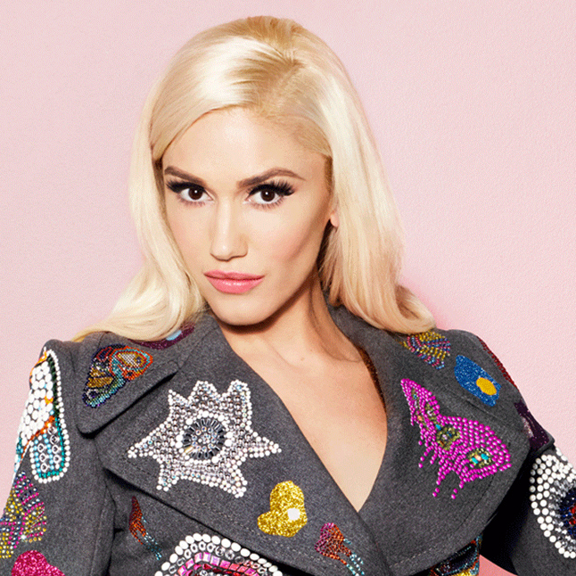 Gwen Stefani Hair Extensions