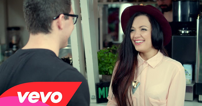 Tich using hair extensions