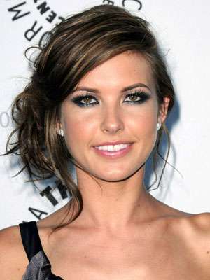 Audrina-Partridge-brown-hair-extensions