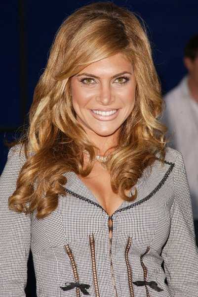 Ayda Field Becomes Ayda Williams Whilst Wearing Hair