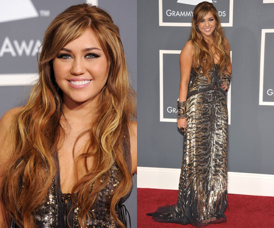 Miley Cyrus Without Extensions miley cyrus hair extensions - new ...