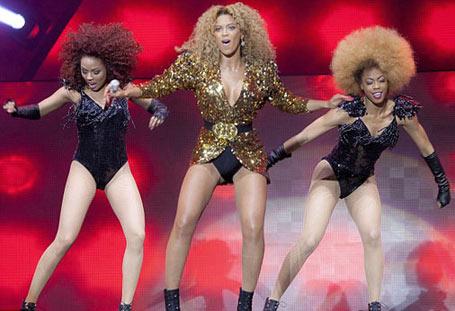 Beyonce-Glastonbury-Hair