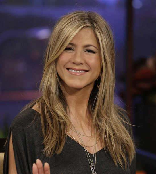 Blonde-Hair-Extensions-Jennifer-Aniston