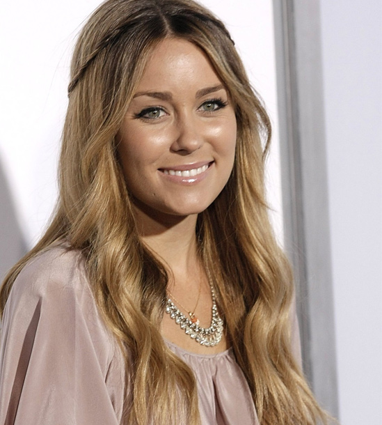 Blonde Hair Extensions Lauren Conrad