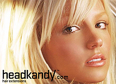 britney spears hair extensions 1