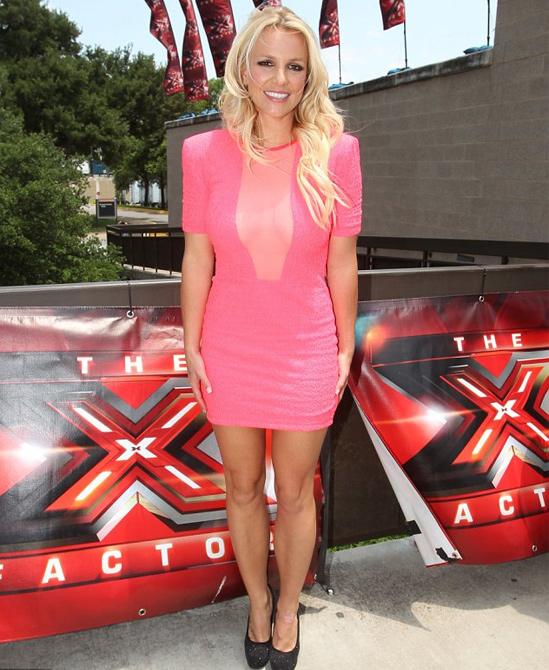Britney Spears Hair X Factor Usa Hair Extensions Blog Hair