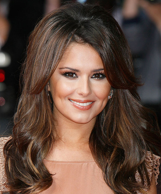 Brown-Hair-Extensions-Cheryl-Cole's-Hair