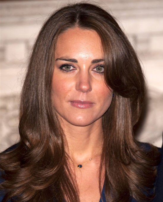 July 2012 hair extensions blog hair tutorials hair care news brown hair extensions kate middletons hair pmusecretfo Image collections