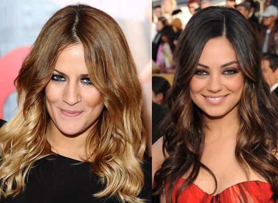caroline flacks hair hair extensions blog hair tutorials hair shade trends of 2011 hair extensions blog hair