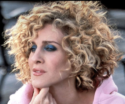 Sex And The City Prequel Carrie Bradshaw S Hair Hair