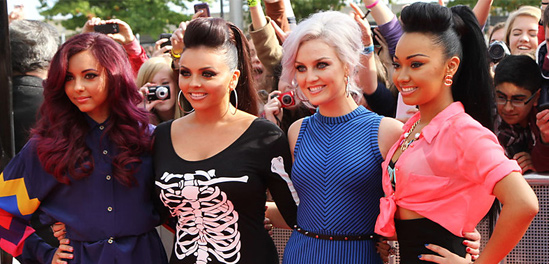 Celebrity-Hairstyles-at-the-Radio-1-Teen-Awards-Little-Mix