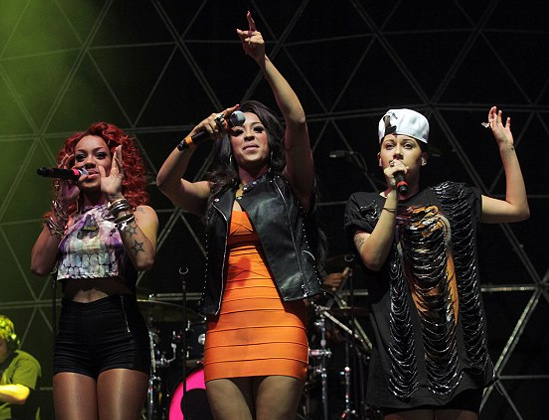 Celebrity-Hairstyles-at-V-Festival-Stooshe