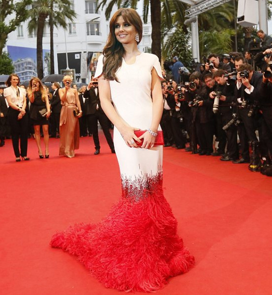 Cheryl-Cole's-Hair-at-Cannes