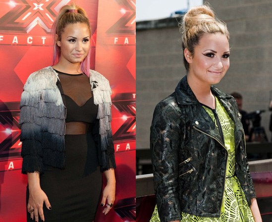 Demi Lovato's Hair