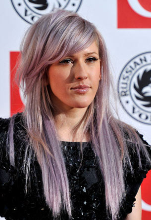 Ellie-Goulding-Coloured-Hair