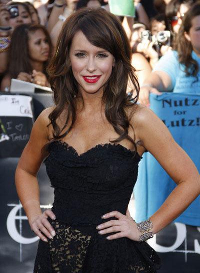 Jennifer-Love-Hewitt-Tinsel-Hair-Extensions