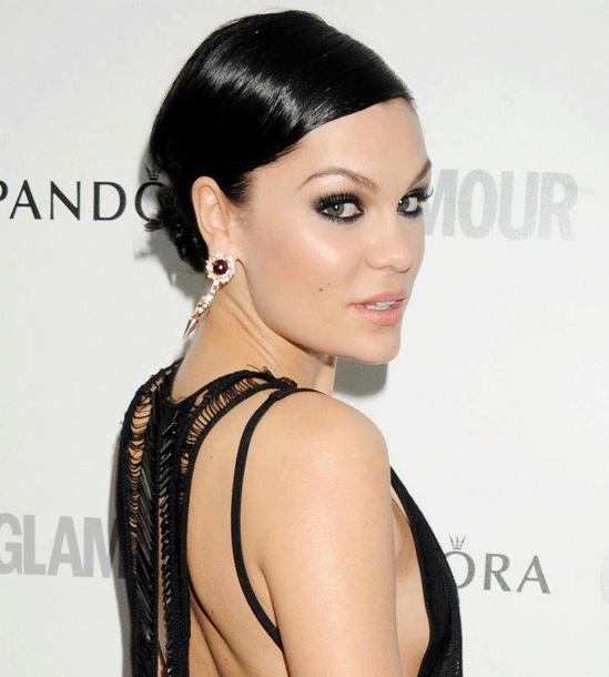 Red Carpet Hairstyles At The Glamour Awards Hair Extensions Blog