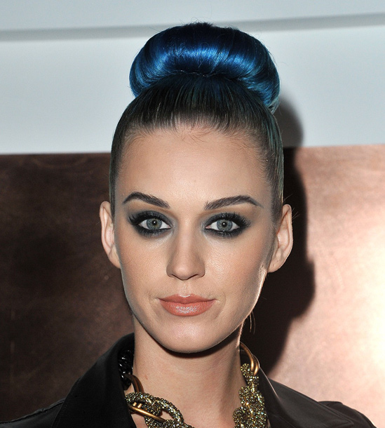 Katy-Perry-Bun