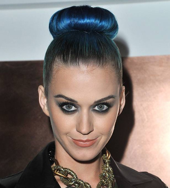 Katy Perry's Hair at Paris Fashion Week / Hair Extensions ...