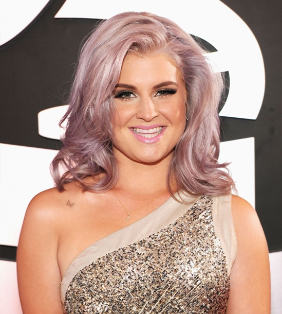 Kelly-Osbourne-Hair Grammy
