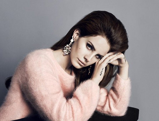 Lana-Del-Rey's-Hair-H&M-Photoshoot