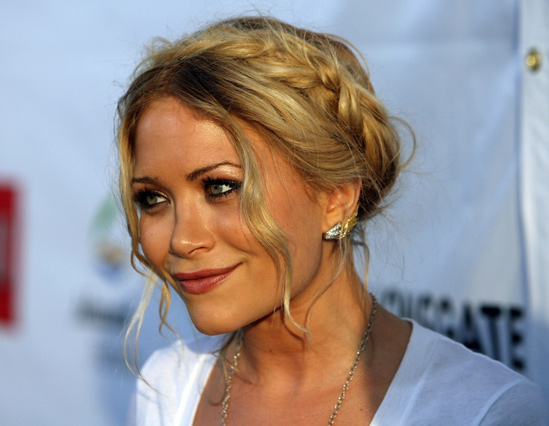Milkmaid braid hair tutorial hair extensions blog hair this look has been seen on loads of celebrities such as sienna miller mary kate olsen and most recently scarlett johansson who rocked this look at the pmusecretfo Image collections