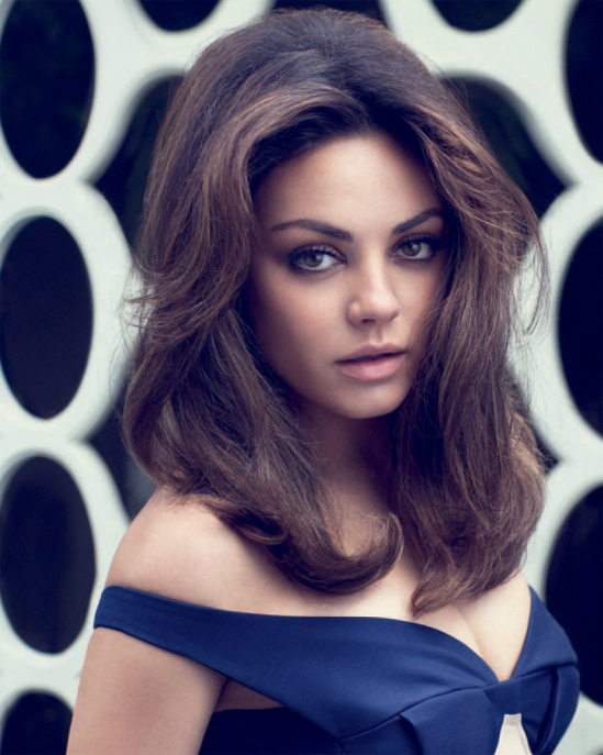 mila kunis 39 hair elle magazine hair extensions blog. Black Bedroom Furniture Sets. Home Design Ideas