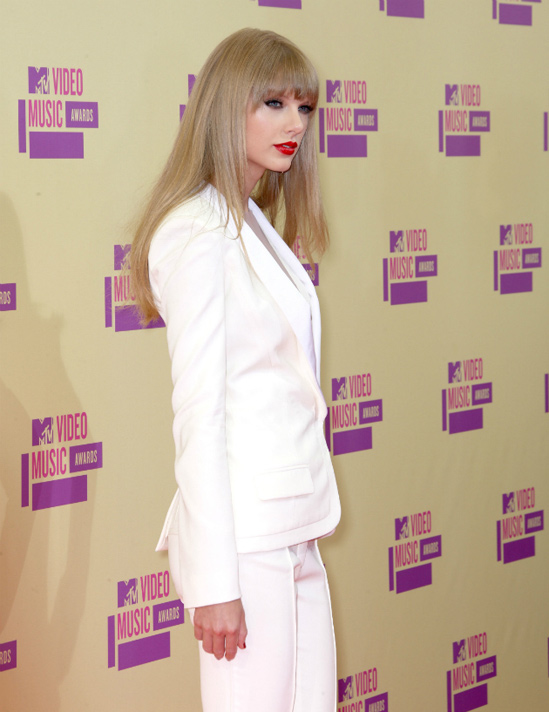 Red Carpet Hairstyles Taylor Swift's Hair