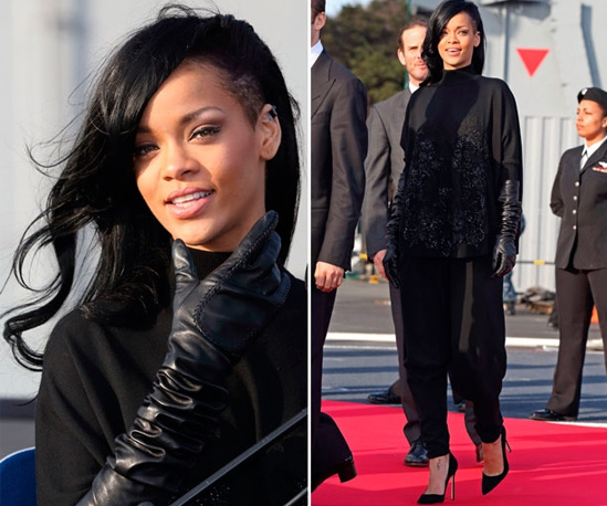 Rihanna's-New-Hair