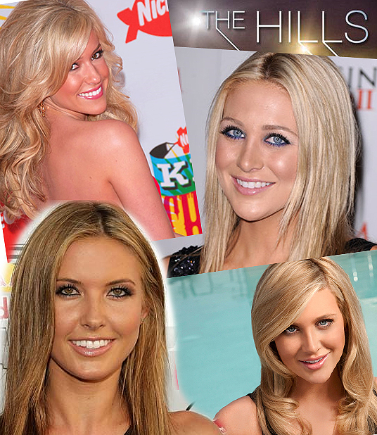 The Hills Get The Look With Headkandy Hair Extensions Hair
