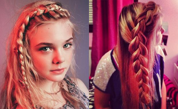Dutch braided bang hair tutorial hair extensions blog hair fs dutch braid bang urmus Image collections