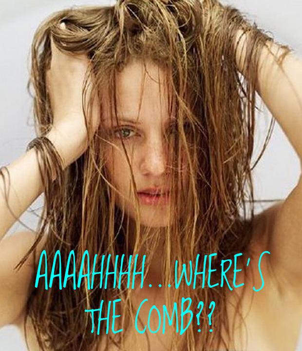 How To Untangle Hair Hair Extensions Blog Hair Tutorials Hair