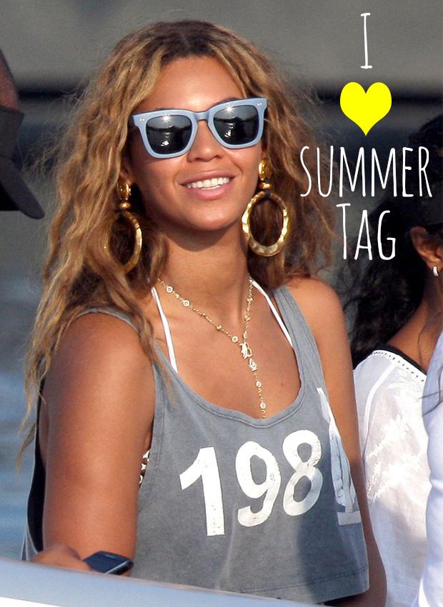 I ♥ Summer TAG