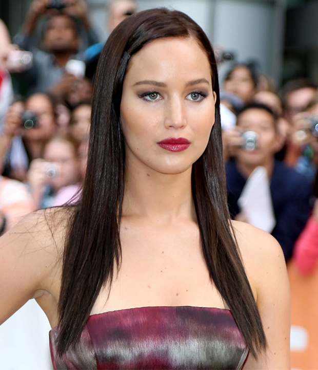 Tress Obsessed Jennifer Lawrence Hair Extensions Blog Hair