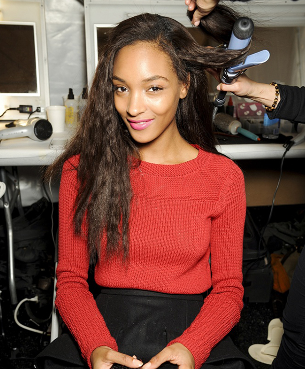 Tress Obsessed- Jourdan Dunn's hair