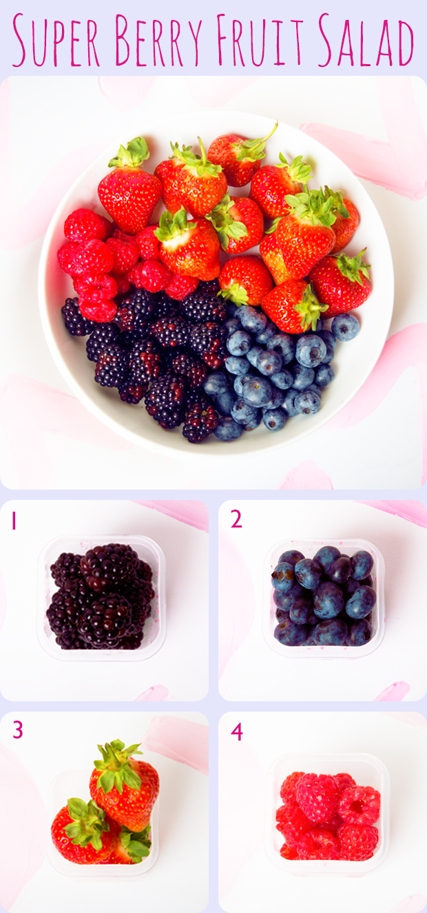 Super Berry Fruit Salad