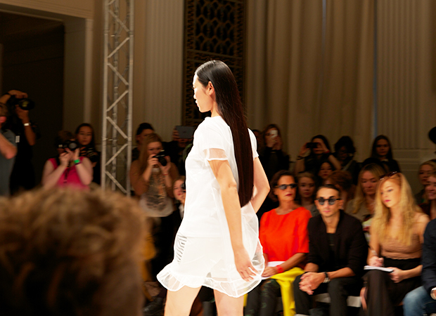 Cleanism at London Fashion Week