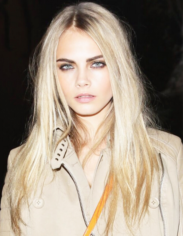 Cara Delevingne's Hair / Hair Extensions Blog | Hair ...