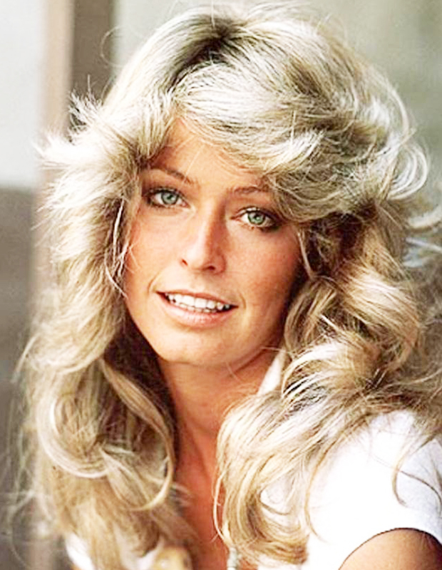 Top Image Of Farrah Fawcett Hairstyle Alice Smith